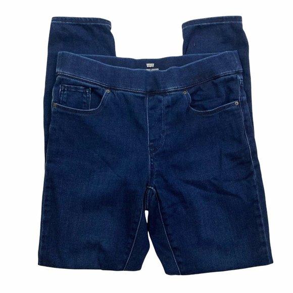 Levi's Shaping Legging Pull On Jeans Women's 29